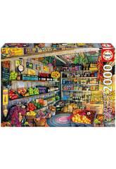 Puzzle 2000 Candy Shop