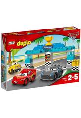 Lego Cars Course de la Piston Cup 10857