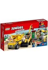 Lego Juniors Solar de Demolición 10734