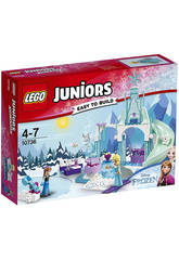 Lego Juniors Il Castello di Ghiaccio di Elsa e Anna