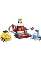 Lego Juniors Stand de Guido et Luigi