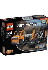 Lego Technic Equipa de Trabalho em Autoestrada 42060