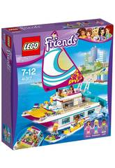 Lego Friends Le Catamaran