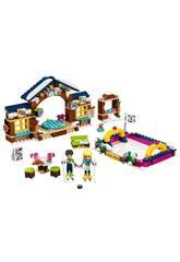 Lego Friends Pista De Hielo 41322