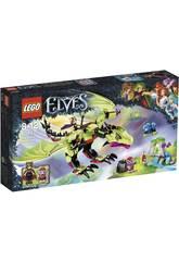 Lego Elves Dragon Maléfique du Roi des Gobelins 41183