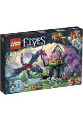 Lego Elves Rosalyn Escondendo Lugar de Cura 41187