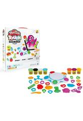 Play-Doh Touch Shape to life