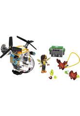 Lego DC Super-héro Girls Helicoptère de Bumblebee
