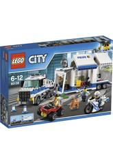 Lego City Centro de Contol Móvil 60139
