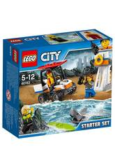 Lego City Set Guardacostas 60163