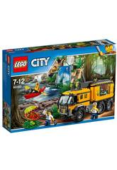 Lego City Jungle Laboratorio Móvel 60160