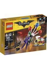 Lego Batman Movie L'Évasion en Ballons du Joker 70900