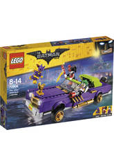 Lego Batman Movie Voiture Modifiée du Joker 70906