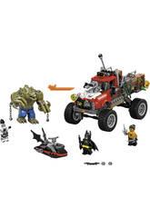 Lego Batman Movie Le Tout-Terrain de Killer Croc