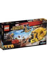 Lego SH La Revanche d'Ayesha