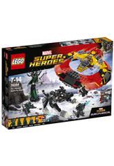 Lego SH VERTRAULICH Thor in Asgard