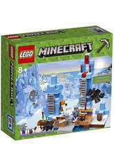 Lego Minecraft Les Pics de Glace