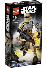 Lego Star Wars StormTrooper de Scarif