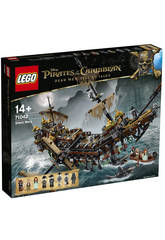 Lego Piratas do Caribe Barco Silenciosa Mary 71042