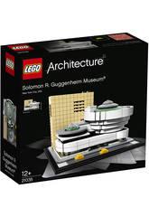 Lego Architektur Solomon R. Guggenheim Museum