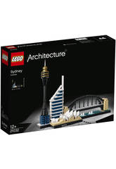 Lego Architecture Sidney