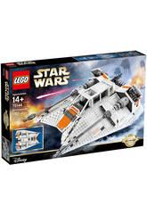 Lego Exclusivas Snowspeeder?75144