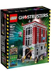 Lego Exclusives Le QG des Ghostbusters 75827