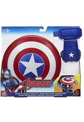 Avengers Scudo Magnetico Capitan America