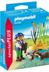 Playmobil Boy Explorer