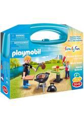 Playmobil Mallette Barbecue 5649