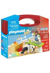 Playmobil Maletín Veterinaria