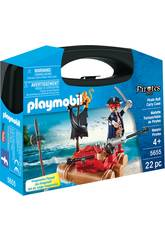 Playmobil Maletín Pirata 5655