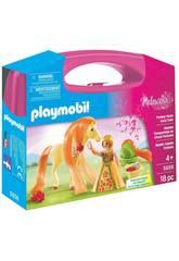 Playmobil Maletín Princesa con Caballo 5656