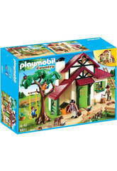 Playmobil Casa del Bosque 6811