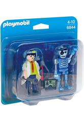 Playmobil Duopack Scientific e Robô 6844