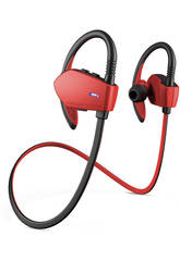 Kopfhörer Energy Earphones Sport 1 Bluetooth Rot