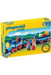 Playmobil Trenino dei Sogni 1.2.3