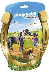 Playmobil Fantino con Pony Stella 6970