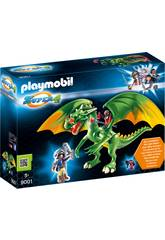 Playmobil Dragon Médiévalia avec Alex 9001
