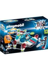 Playmobil Super 4 FulgoriX con Agente Gene 9002