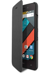 Étui Pour Energy Phone Neo 2 Cover Black