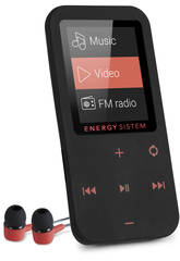Energy MP4 Touch Bluetooth Coral 8GB, Radio FM, MicroSD
