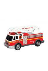 Camion dei Pompieri Rush & Rescue 30 cm.