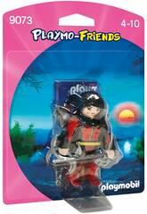 Playmobil Guerriera con Spade