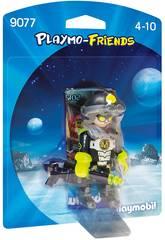 Playmobil Figura Espía Mega Masters