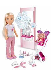 Muñeca Nancy un Día en la Peluquería Con Di Famosa 700013521