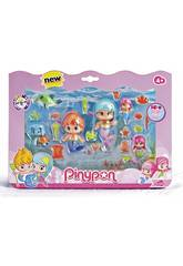 PINYPON Sirenette pack 6 figure