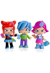 Pin y Pon Piny Pack 3 Figuras
