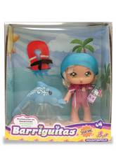 Poupées Barriguitas Vacances Professions à choisir 12 cm Famosa 700013442