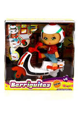 Barriguitas Scooties